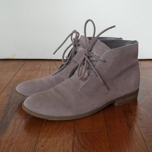 Steve Madden - Suede Ankle Boots